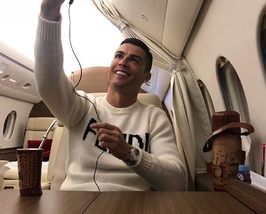 Cristiano Ronaldo has been slammed for this tweet