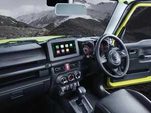 Suzuki Jimny 2019 launch