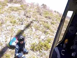 Mount Coolum Rescue
