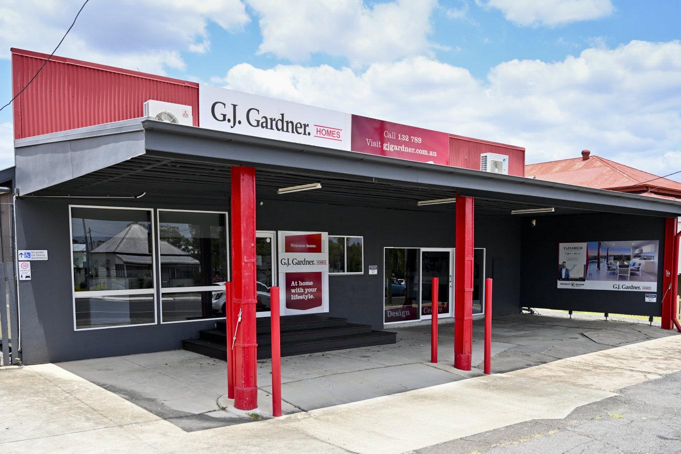 G.J. Gardner. Homes.