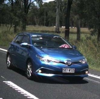 Tracey Clifton was last seen driving her Toyota corolla near Biloela on Monday.