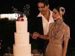 Baker a global sensation: Makes Aussie celeb's wedding cake