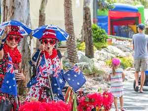 Australia Day fun on Noosa River