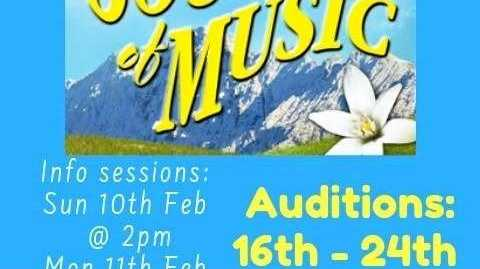 The South Burnett Musical Comedy Society is holding information sessions for this years musical The Sound of Music.