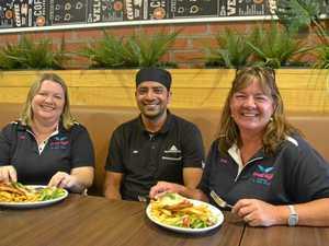 Parma for a farmer cafe success