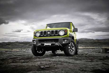 Suzuki has just launched the 2019 model Jimny.