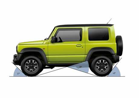 Suzuki has finally launched the 2019 model Jimny.