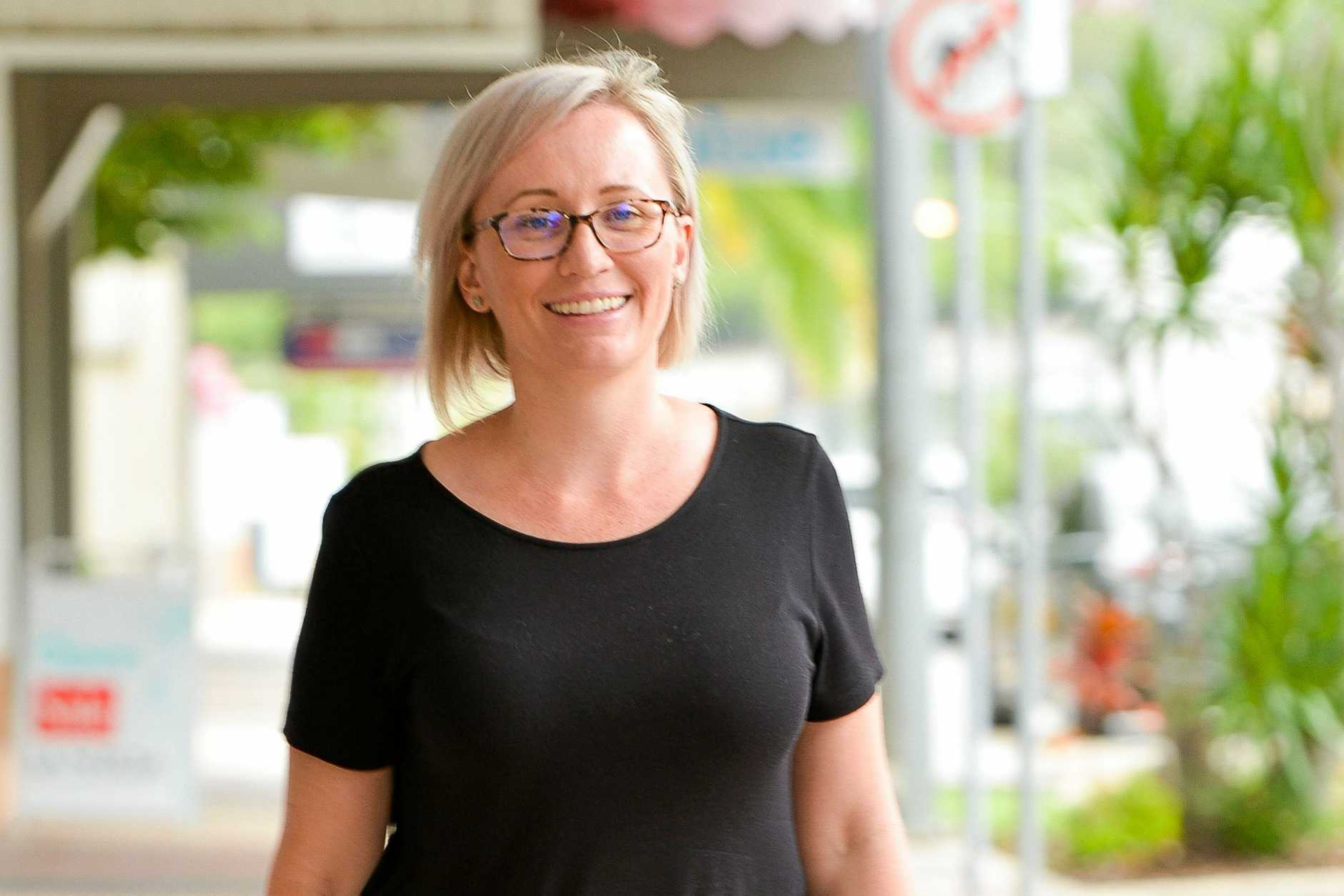 NEW COLUMNIST: Real estate agent Alicia Williams is the new REIQ chair for Gladstone, and will write a new column for The Observer.
