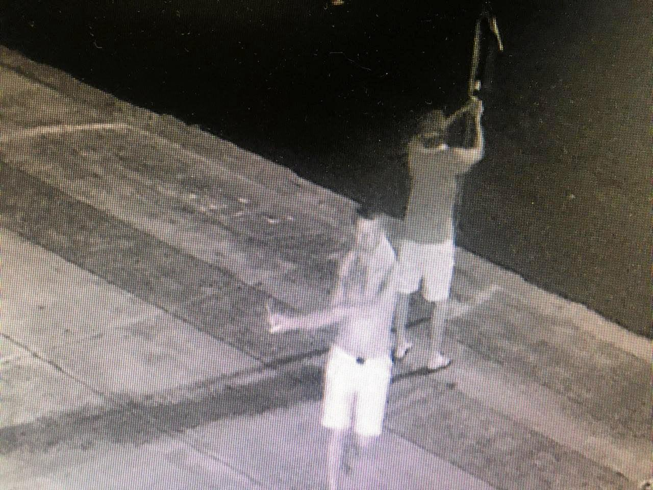 ASSIST INQUIRIES: Grafton Police are looking to speak to two men caught on CCTV in relation to a malicious damage incident on Prince St, Grafton.