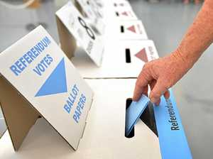 This shire could scrap one election-day tradition