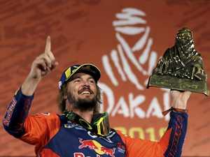 Gritty Dakar winner deserves household status