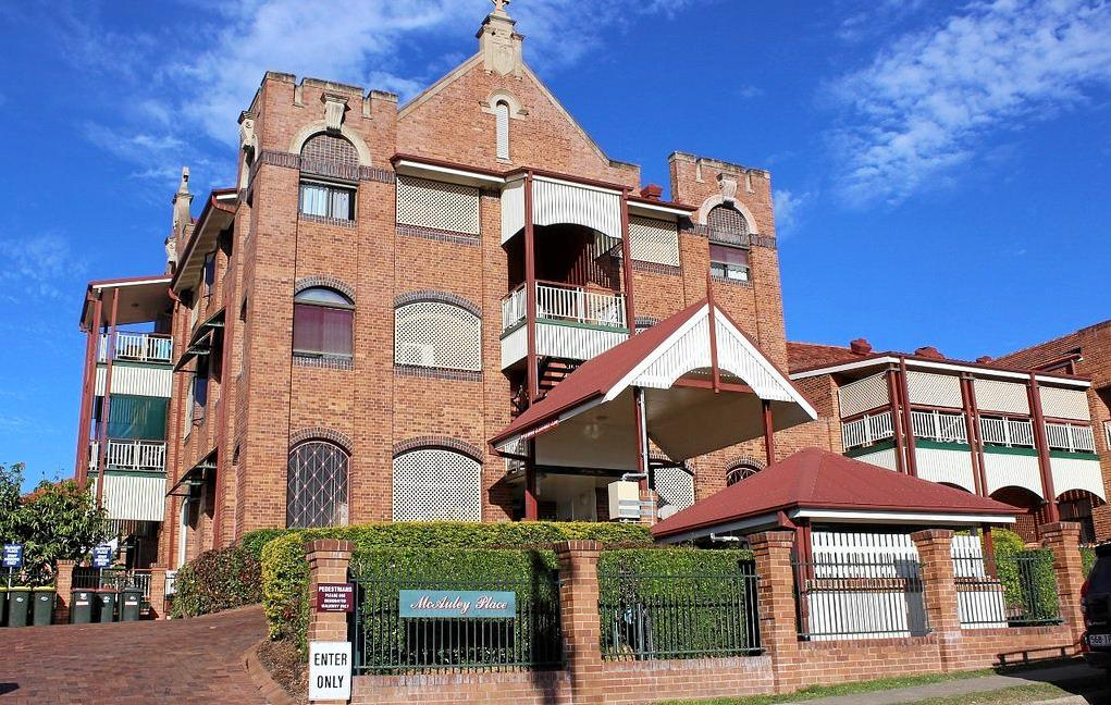 RESIDENT CONCERNS: The emergency nurse call system has been offline for over a month at the McAuley Place Residential Aged Care Facility.