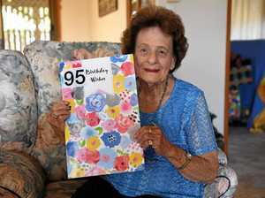 'I may act 20 but I'm still 95'