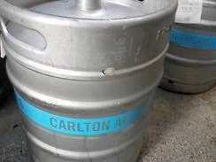 Beer keg heist goes wrong for pub resident