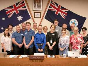 Central Highlands trainees get the chance of a lifetime