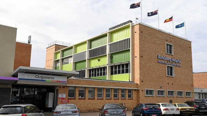 Patients left relying on fans as hospital air con dies