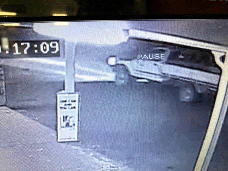 CRIME SPREE: Police have released an image of a suspect vehicle they believe could be linked to three forced entries at Plainland.