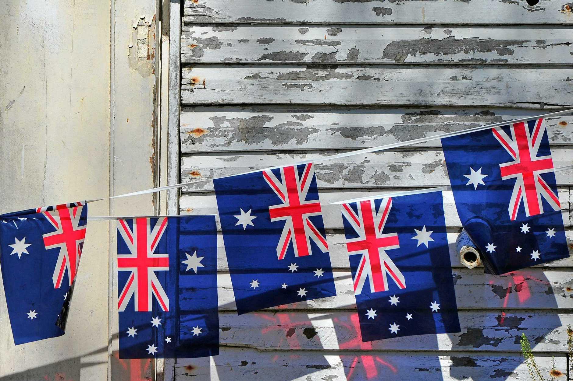 AUSTRALIA DAY: There's plenty happening around the region on January 26.