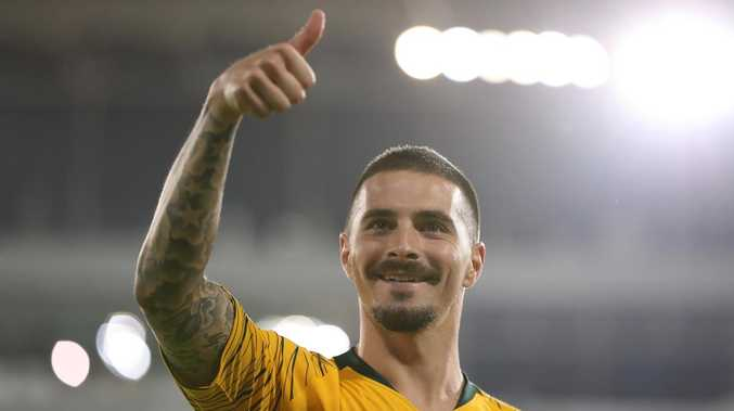 Jamie Maclaren is set to join Melbourne City. (Photo by Francois Nel/Getty Images)
