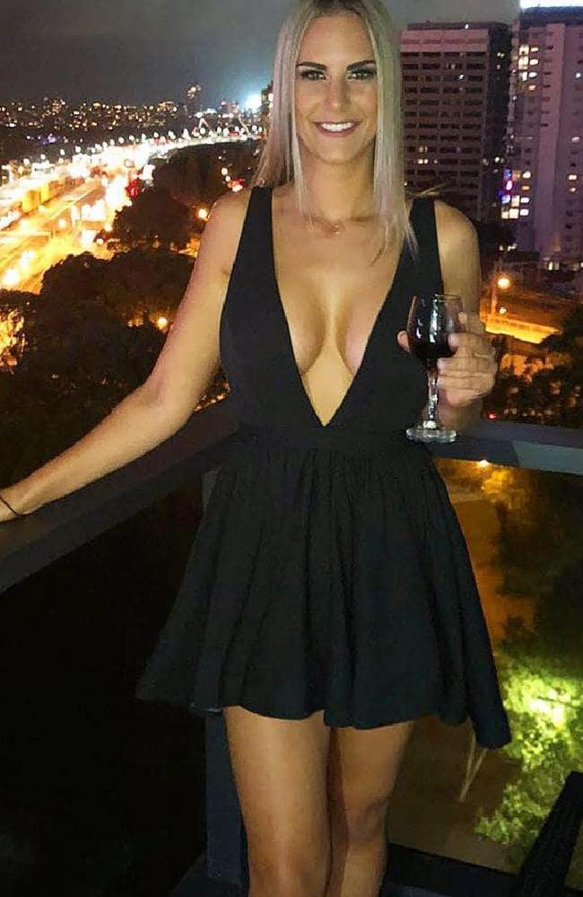 Monique Marina Agostino. Picture: Instagram.