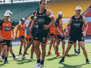 Look out Robbie! Liddle gunning for Tigers role