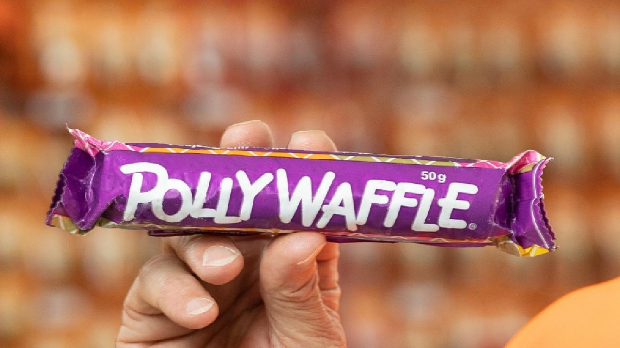 Confectionary company Robern Menz has bought the Polly Waffle from Nestle. It's coming back Australia, it's coming back.