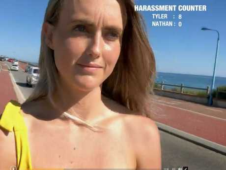 Tyler was harassed more than Nathan. Picture: SBS