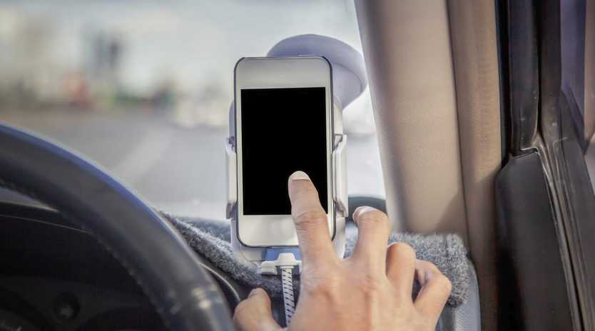 Drivers could face tougher phone laws.