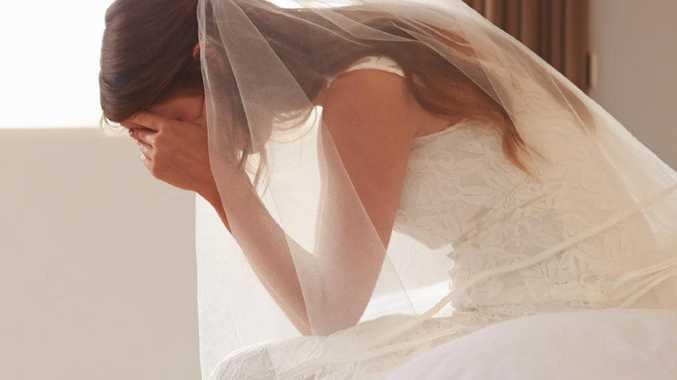 Vegan bride's bizarre ban causes outrage