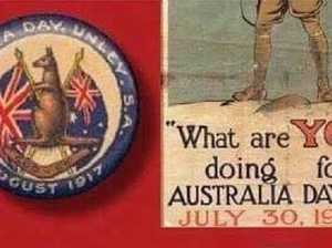 January 26 isn't the traditional Australia Day