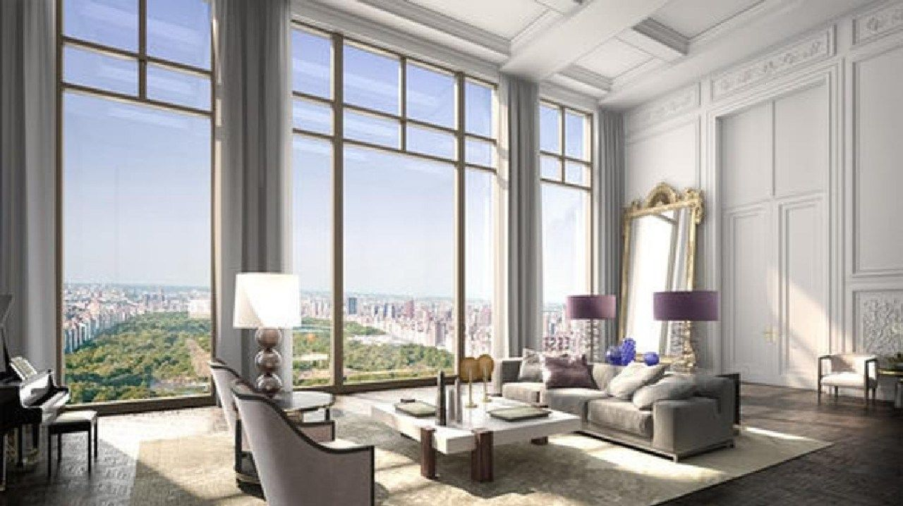 Ken Griffin has bought America's most expensive home at 200 Central Park South. Picture: Supplied
