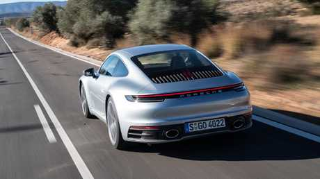 Porsche has maintained the 911's now iconic looks.