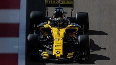 Ricciardo will join Nico Hulkenberg as Renault's F1 drivers.
