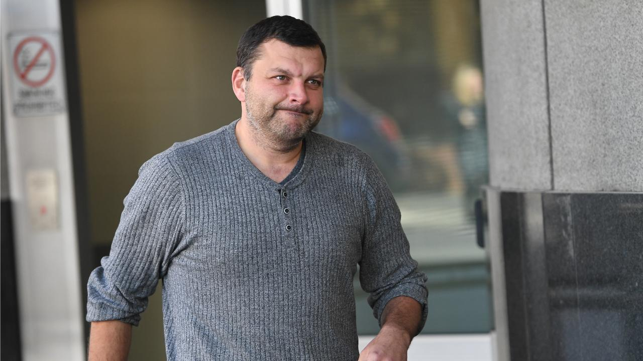 Seb Monsour is facing charges related to $10 million worth of alleged fraud. Picture: AAP Image/Dan Peled