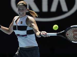 How Seles inspired comeback queen Kvitova