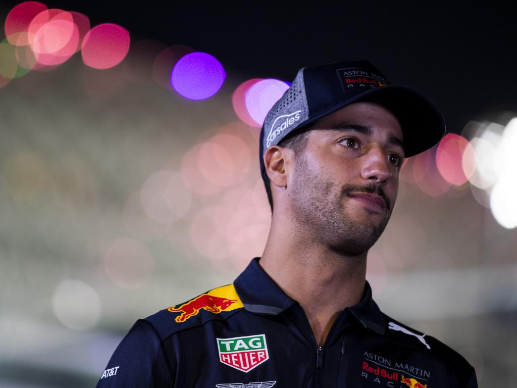 Daniel Ricciardo has been in the middle of the Red Bull-Renault squabble.