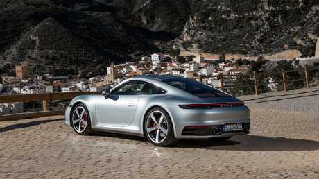 Porsche has sold more than a million 911s.