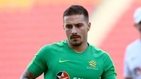 City see Maclaren as a replacement for Bruno Fornaroli. AAP Image/Albert Perez.