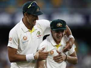 Australian Test debutant exposes awkward truth