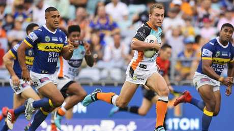 Jacob Liddle hopes his off-season work pays dividends.