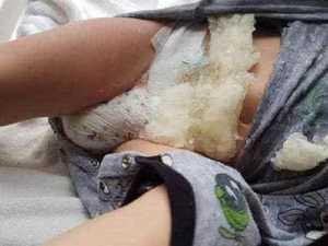 Parents demand Huggies nappies recall
