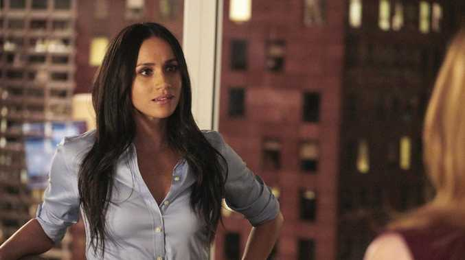 Meghan Markle as Rachel Zane in Suits. The show has been axed after nine seasons. Picture: USA Network