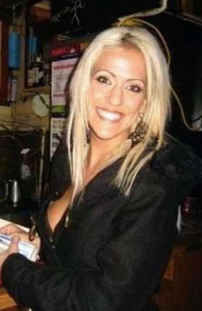 Dana Vulin, before the attack. Picture: Supplied