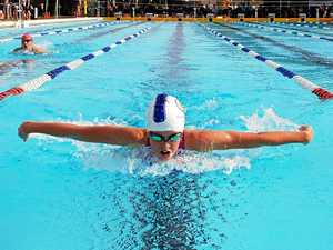 Race action starts tonight and swimmers are ready
