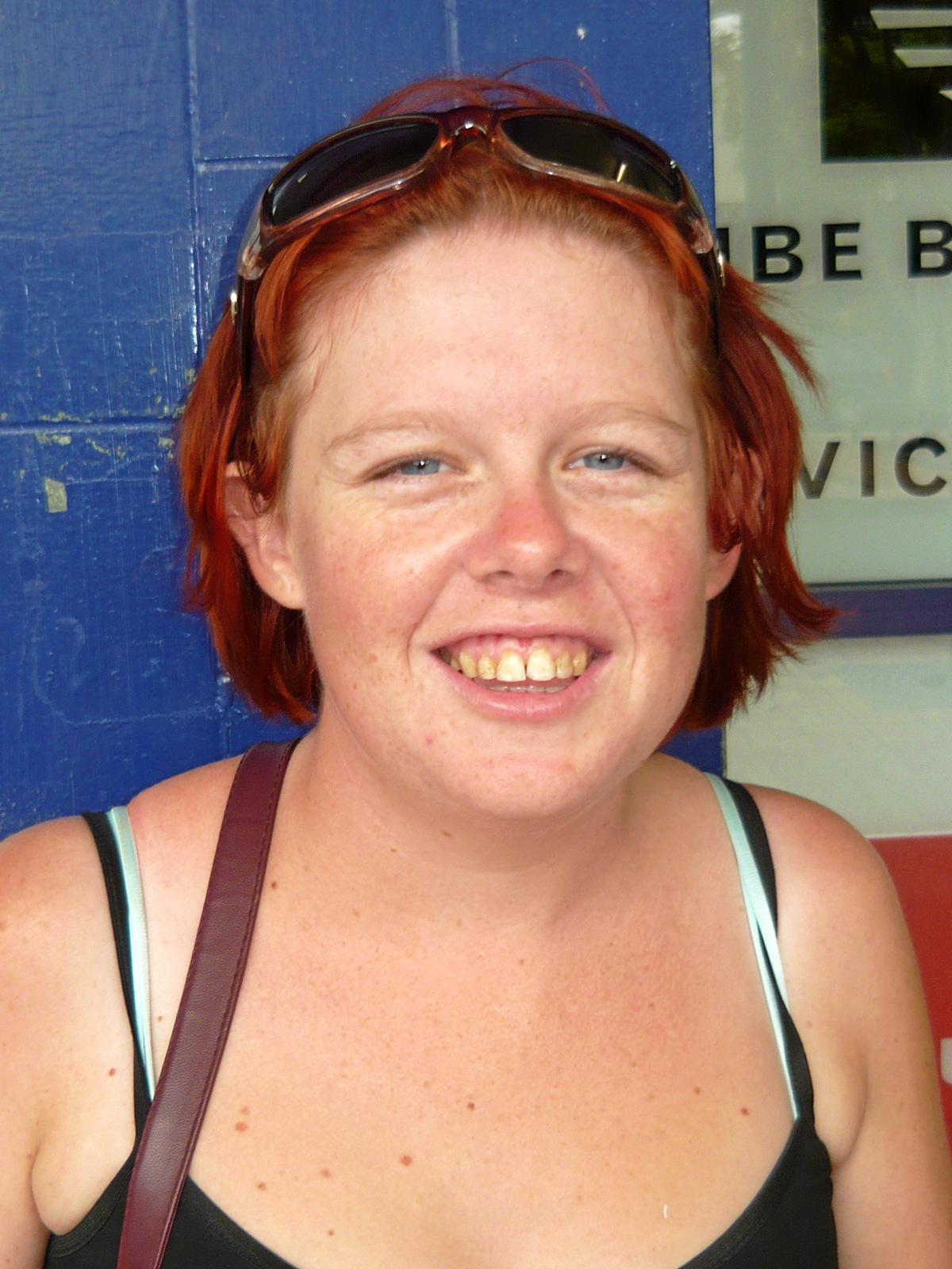 Simmone Eileen Norgrove, 29, of Sarina.