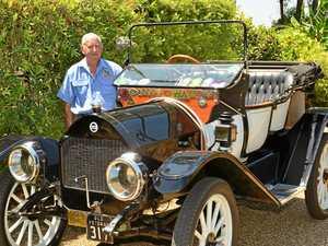 MY RIDE: Dapper 'Mr Little' Roadster