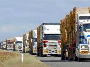 WA convoy answers call from drought-stricken NSW farmers