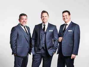 Toowoomba singer to join Tenor group on stage