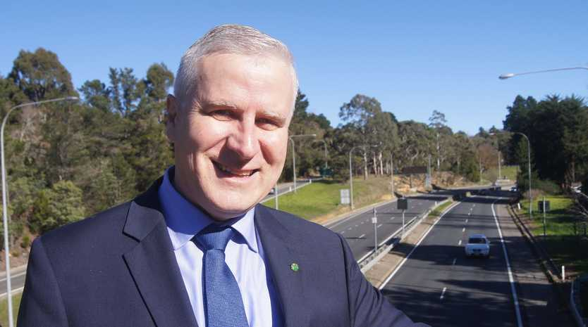 Deputy Prime Minister Michael McCormack is encouraging people to be safe on the roads every day - not just on Australia Day.