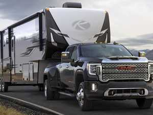 GM introduce the 'transparent' caravan